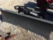 2011 GROUSER 1300, FOR SKID STEER, CONTROLLED ANGLE/TILT SKID STEER ATTACHMENT
