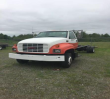 : USED 24' CAB CHASSIS