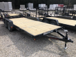 2021 QUALITY TRAILERS 82X18 WOOD CAR HAULER CAR / RACING TRAILER