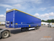 KRONE CURTAIN WITH LIFTING ROOF AND HUCKEPACK - TFY 556