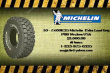 2400R35 MICHELIN XTRA LOAD GRIP TIRE