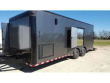 2019 LARK UNITED 102X24 LOADED RACE CAR HAULER, CARGO TRAILER, ENCLOSED TRAILER