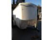 5'X10' COVERED TRAILER