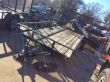 2016 FOREST RIVER 6.5 X 14 FLAT BED TRAILER