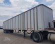 1994 WABASH NATIONAL 53X102 - PLATE - SPRING RIDE-ROLL DOOR- TRANS ROOF
