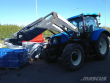 2017 NEW HOLLAND T6.165
