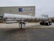 POLAR 3500 DOT 412 HIGH CORROSIVES TANKER FOR LEASE CHEMICAL / ACID TANK TRAILER