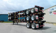 DORSEY SC40-CHASSIS CONTAINER CHASSIS