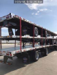 UTILITY 48X102 FLATBED TRAILER, AIR RIDE, SPREAD AXLE