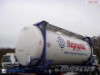 MAGYAR TANK CONTAINER IMO 4 / 31 M3 / 20 FT / 3 COMP