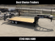"2020 SURE-TRAC 102X22 GOOSENECK BEAVERTAIL DECKOVER TRAILER 15000# GVW * FULL TOOLBOX * DUAL 12K JACKS * DELUXE HD 4"" CHANNEL STAND UP RAMPS + SPRING ASSIST * 10"" I-BEAM MAINFRAME * CHANNEL SIDE RAIL * RUBRAIL/STAKE POCKETS/D-RINGS * LED'S * POWDERCOATED"