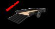 2021 H&H 76X10 STEEL SS UTILITY TRAILER