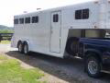 1991 4 STAR TRAILERS HORSE TRAILER