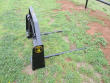 CL4/PALLET FORKS/ HAY SPEARS CL4 EXTREME DUTY HAY SPEAR