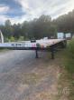 2000 TRANSCRAFT 48X102 FLATBED TRAILER - COMBO, ALUMINUM FLOOR, SPREAD AXLE