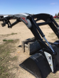 """2013 WESTENDORF MAX 440, 84"""" BUCKET, NEW CONDITION FRONT END LOADER ATTACHMENT"""