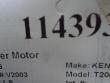 1999 KENWORTH T2000-CAB_SR2000018 A/C BLOWER MOTOR