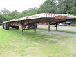 1998 DORSEY 48X96 COMBO FLATBED FLATBED TRAILER, FLAT DECK TRAILER