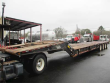 LOAD KING 4 AXLE OIL FIELD TRAILER