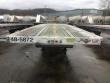 REITNOUER BIG BUBBA 48X102 ALUMINUM FLATBED TRAILER - AIR RIDE, FIXED SPREAD AXLE