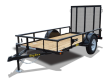 0 BIG TEX TRAILERS 35SA (AVAILABLE 10', 12', 14')