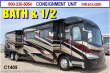 2010 AMERICAN COACH REVOLUTION LE BATH 1/2 W/3 SLIDES INCLUDING A