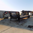 "IRON BULL 102"" X 44' CAR / EQUIPMENT TRAILER - DWON & PAYMENTS FROM W.A.C. - BEST DEAL GUARANTEE"