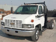 2003 CHEVROLET 4500 CONVENTIONAL FLATBED