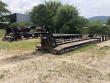 TRAIL KING 50 TON TRI AXLE STEEL LOWBOY TRAILER - AIR RIDE, EXTENDABLE MECHANICAL NECK, LOWERED DECK HIEGHT, 26' WELL LENGTH