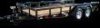2021 BIG TEX TRAILERS 6.10X16 10PI-16 EQUIPMENT TRAILER