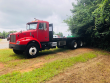 2004 PETERBILT M330 FLATBED TRUCK FOR SALE2004 PETERBILT M33