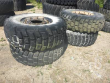 MICHELIN QTY OF 15.5/80R20