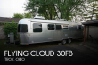 2019 AIRSTREAM FLYING CLOUD 30