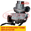 2882112RX NEW AFTERMARKET CUMMINS ISX15 HE400VG/HE451VE TURBO DIESEL – – OEM CALIBRATED ACTUATOR INCLUDED