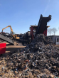 2014 BONFIGLIOLI 10 HAMMER MILL SHREDDER