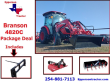 2021 BRANSON 4820C HOT PACKAGE