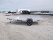 2021 ALUMA 7712HSLR 12' ALUMINUM ATV UTV TRAILER UTILITY TRAILER