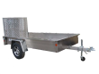 2015 CAR MATE TRAILERS 5 X 10 AST WITH GATE
