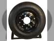 GOODYEAR 23.5X8.0X12, 14 PLY, NEW 2PC 6H ASSEMBLY