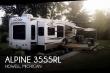 2013 KEYSTONE RV ALPINE 3555