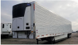 2013 UTILITY WITH A NEW REEFER UNIT REEFER/REFRIGERATED VAN