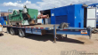 2011 ABU FLATBED TRAILERS