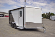 2021 NEO TRAILERS NAMR 7.5X14 ALUMINUM MOTORCYCLE TRAILER
