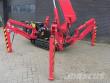 2017 UNIC SPIDER URW-094 MINIHIJSKRAAN