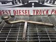 CATERPILLAR 3126 DIESEL ENGINE OIL PUMP PICKUP SUPPLY TUBE PART# 9Y9854, 9Y-9854