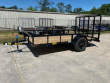 2021 BIG TEX TRAILERS 06.04X12 35SA UTILITY TRAILER