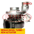 6.7 REBUILT TURBO DIESEL #4309355RX (2013-2017) HE300VG/HE351VE – + CORE DEPOSIT – NEW CALIBRATED ACTUATOR INCLUDED
