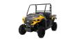 2021 CUB CADET CHALLENGER M 550 YELLOW 37DZ7DKP710