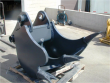 VOLVO EC460 BUCKET ATTACHMENT