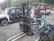 2016 JAC CPQY30 FORKLIFTS - MAST